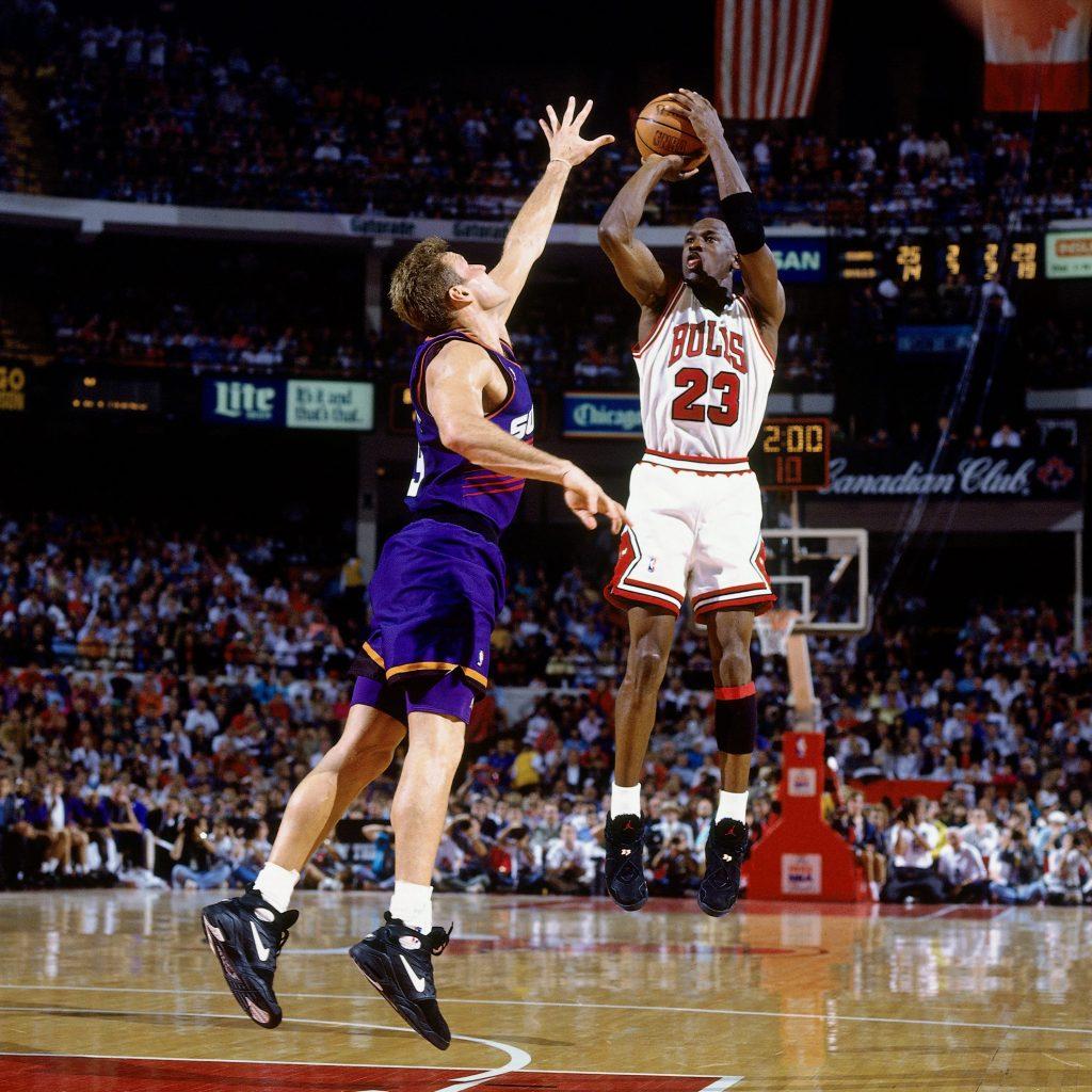 Michael Jordan 1993 NBA Finals