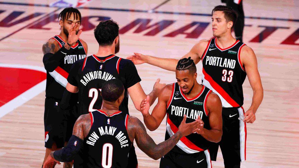NBA Power Rankings: Blazers